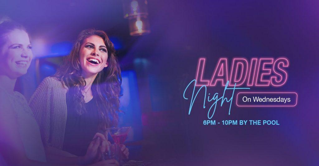 Ladies Night at Hilton Garden Inn