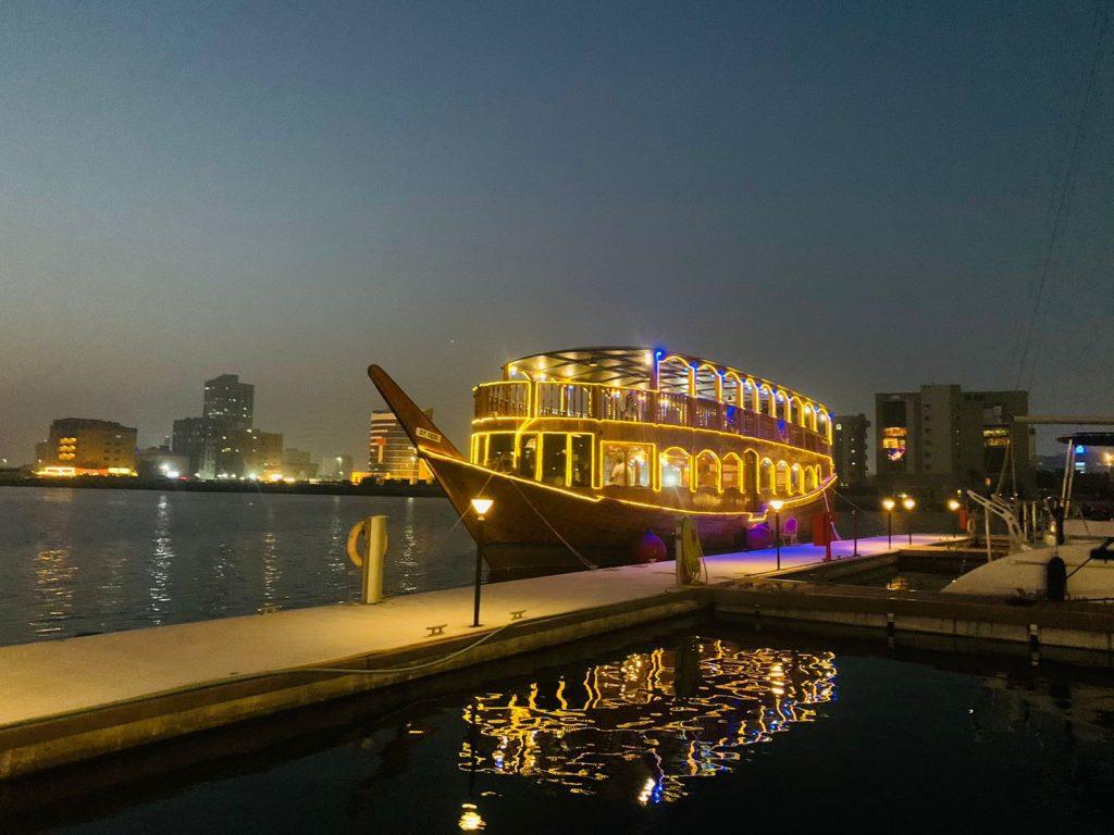 Ras Al Khaimah now has its own luxurious new Dhow Cruise