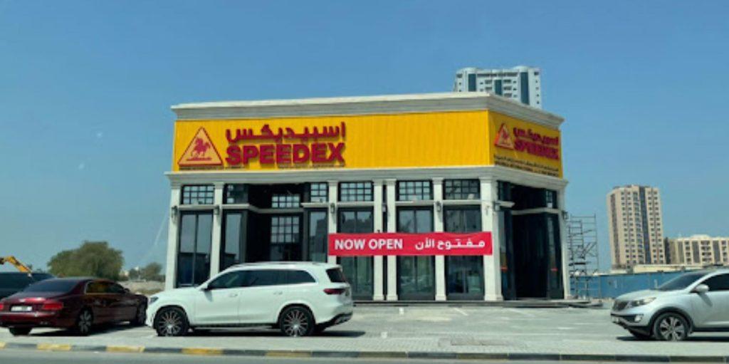 Speedex Store is now in Ras Al Khaimah