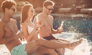 Sunset Beach Club and Lounge Waldorf Astoria