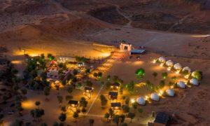 Desert Dunes Safari and Camping in Ras Al Khaimah