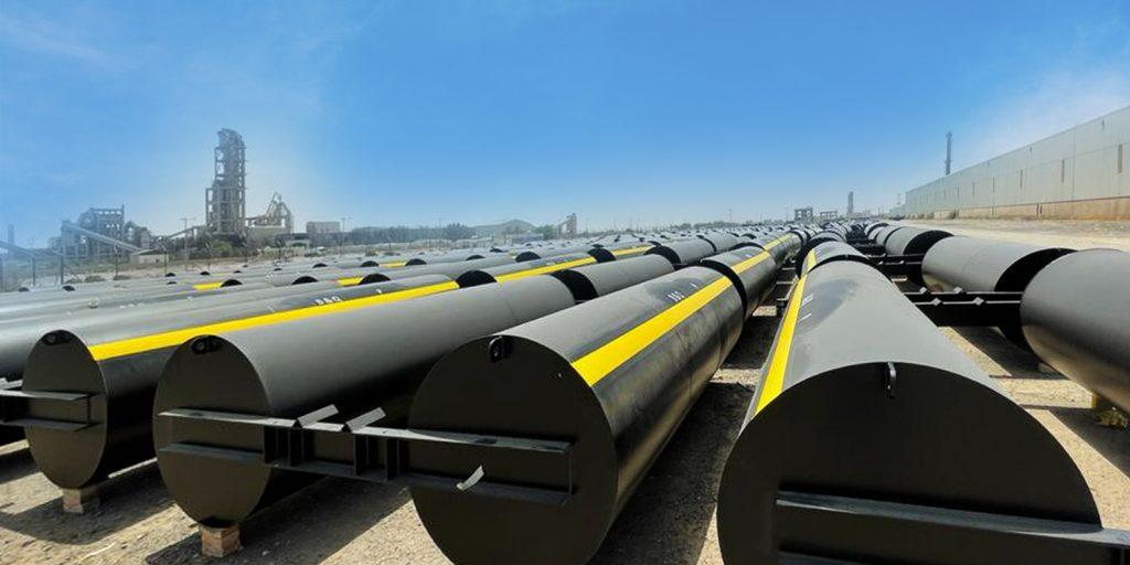 A 140K sqm Steel Plant is being planned in Ras Al Khaimah
